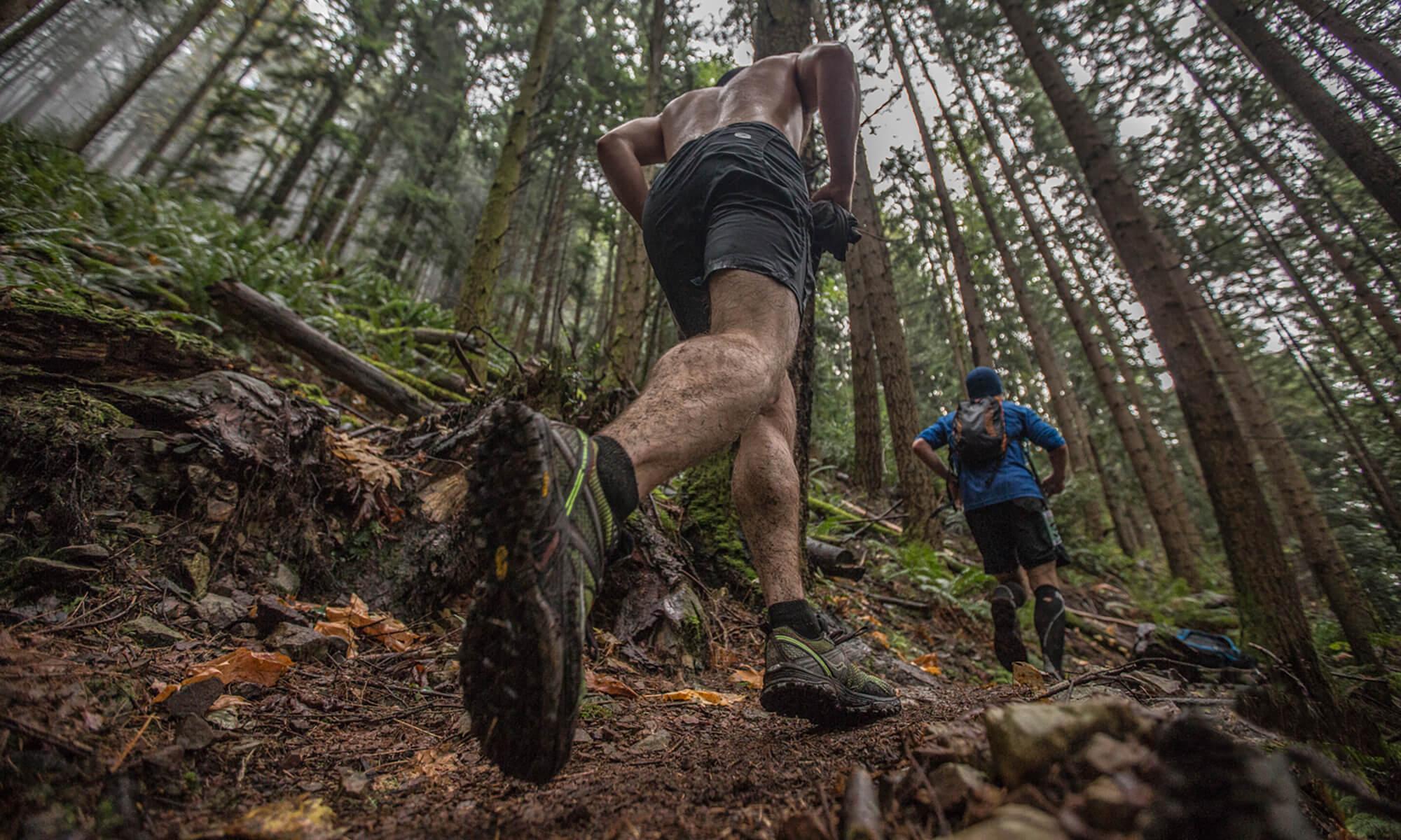Diez Vista 50k and 100k Trail Races