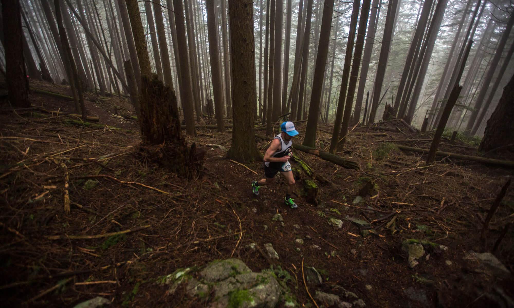 Diez Vista 50k Trail Run